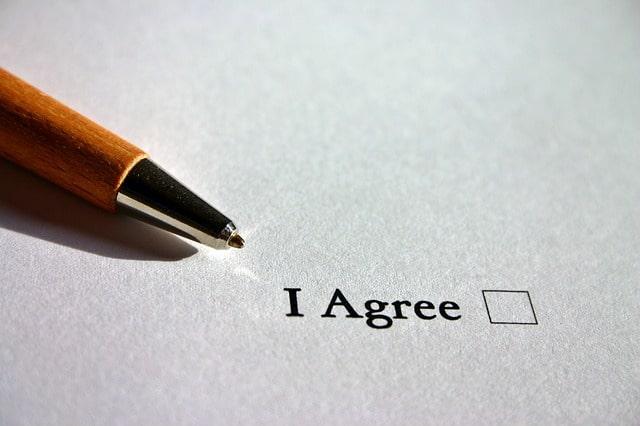 TFP Agreement