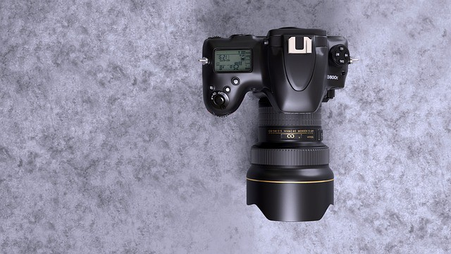 Nikon D800e DSLR camera