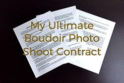 Boudoir contract