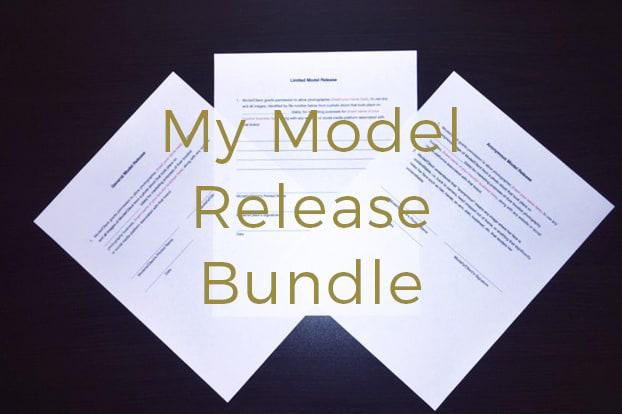 Boudoir Model Release
